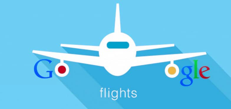 google-flights-interface
