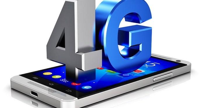 réseau 4G-france