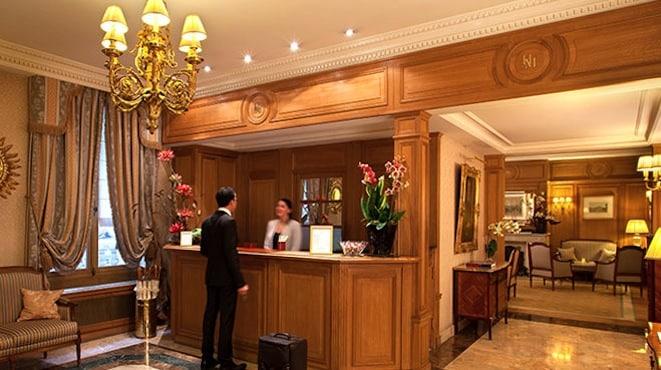 hotellerie française-année