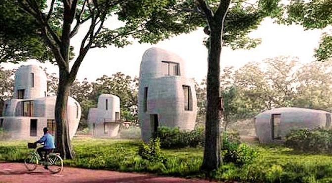 maisons-impression 3d-urbanisme