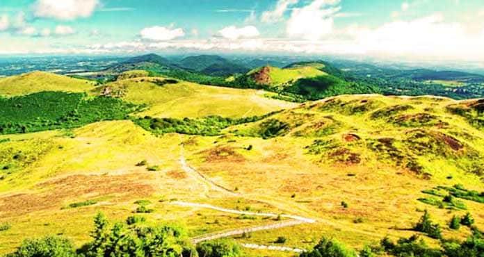 Les Volcans d'Auvergne honorés par l'Unesco