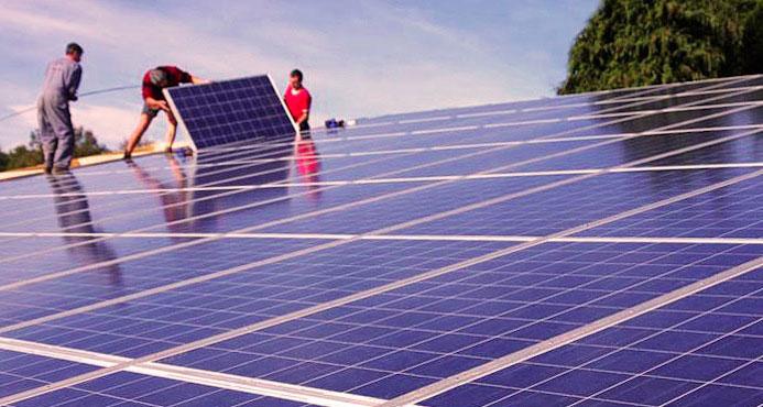 Un Plan en faveur de l'énergie solaire