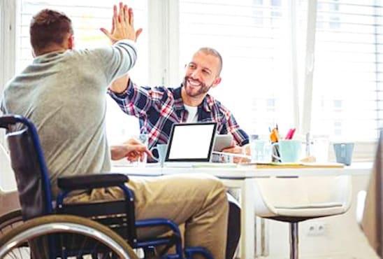 Handicap : un frein qu'on peut surmonter en devenant patron