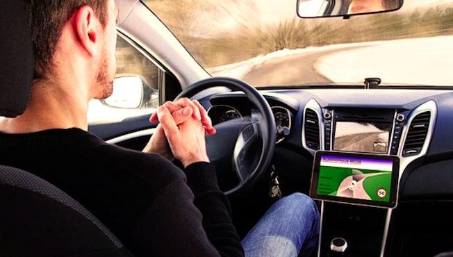Usage de la voiture autonome