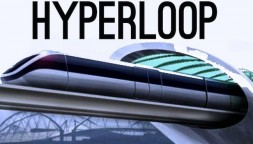 Le Projet De Train Ultra Rapide Hyperloop