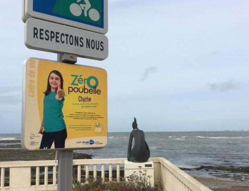 Suppression des poubelles publiques