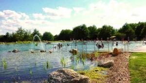 La Baignade de Chambord dans le Loir-et-Cher