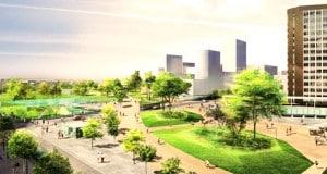 Campus de Villejuif projet de la Biotech Vallée