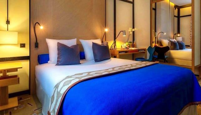 Chambre d'hotel de luxe un enjeu de l'Hôtellerie française