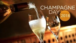 affiche pour le Champagne Day 2018