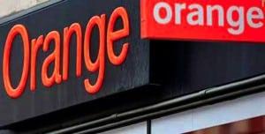 Logo de la marque Orange