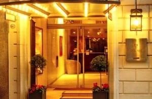 hôtel et hôtellerie française en hausse