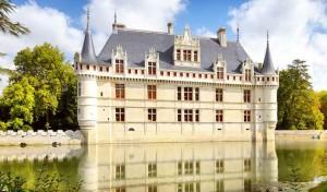 Un des châteaux de Touraine