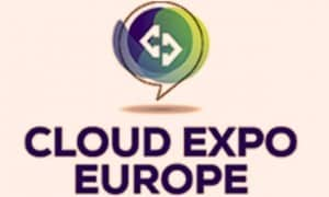 Logo de l'evenement Cloud Expo Europe