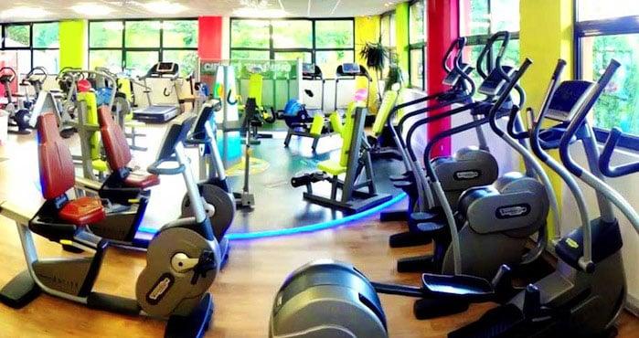 Lyon Innove Une Premiere Salle De Sports Pour Handicapes