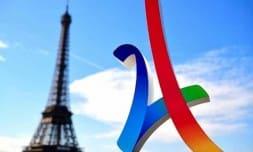 Symbole Des Jo A Paris