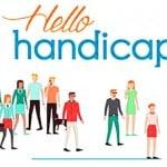 Visuel de Hello Handicap