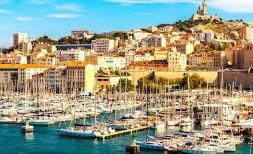 Vue Ae Rienne De Marseille