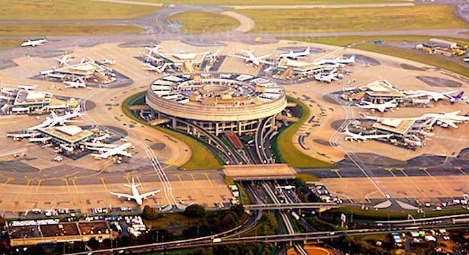L'aeroport De Roissy