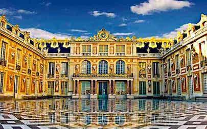 Chateau De Versailles Copie