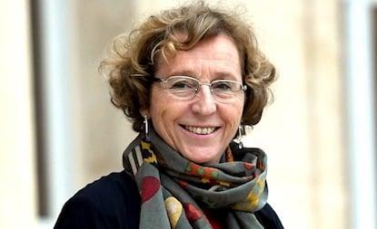 La Ministre Muriel Penicaud