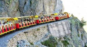 Petit train de montagne