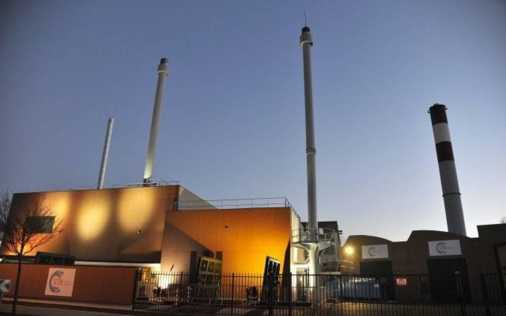 La chaufferie biomasse de Sevran
