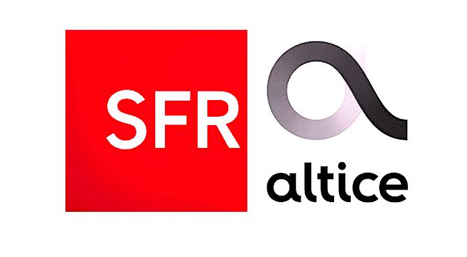 Sigles SFR et Altice