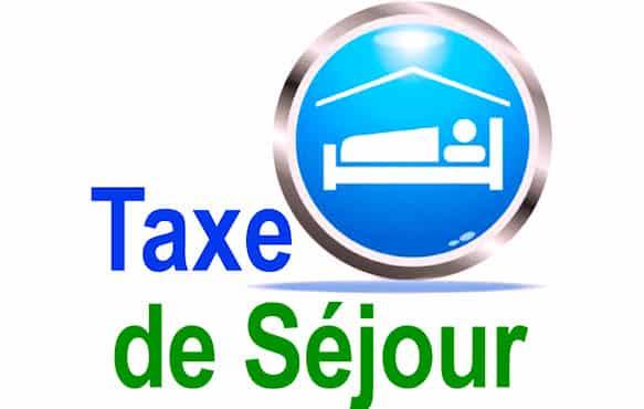 Dessin sur la taxe de sejour