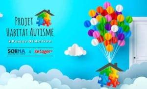 Visuel de SOLIHA pour le projet habitat autisme dans l'Aveyron