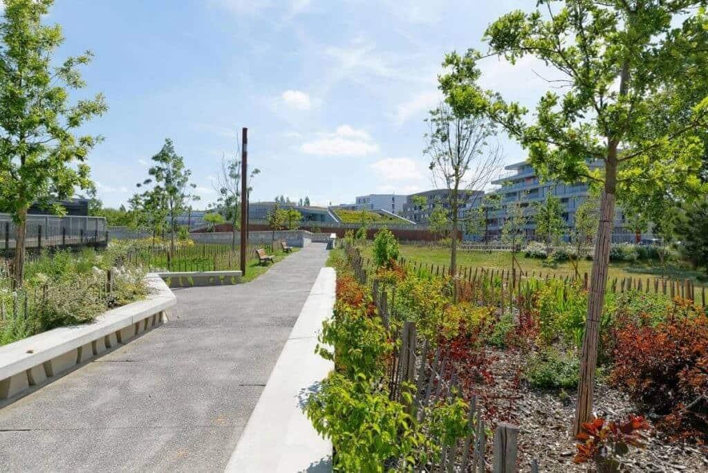 les espaces verts à Lille au coeur du budget participatif
