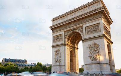 Arc De Triomphe Re Ouvert