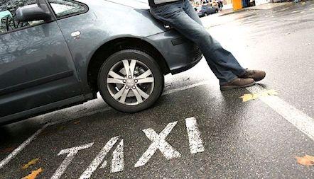 Debut De La Chasse Aux Faux Taxis