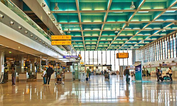 L'aeroport de Marseille-Provence