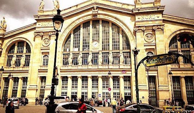 Gare du Nord a Paris