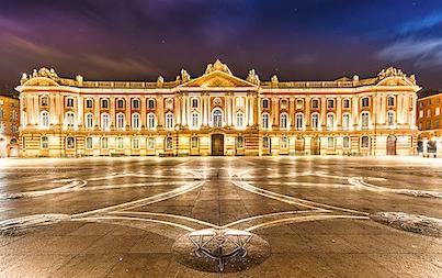 Le Capitole De La Ville De Toulouse