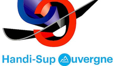 Le Nouveau Logo De Handi Sup Auvergne