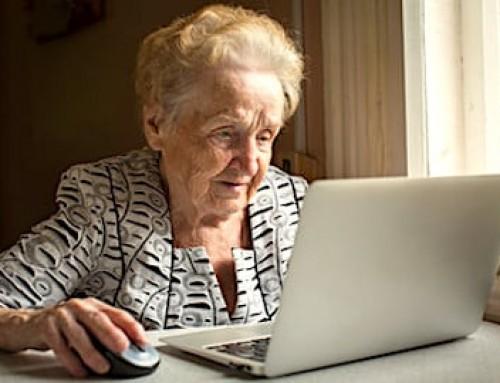 Usage d'Internet : il augmente vite chez les seniors