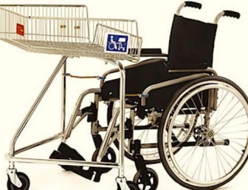 Handicaddie : un caddie adapté aux personnes en fauteuil