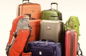 Tas de bagages