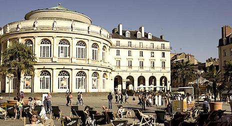La Ville De Rennes Appartient Au Reseau Des Privilegies Qui Testent Deja La 5g