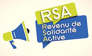 Visuel pour le Revenu de Solidarité Active.