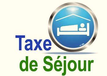 panneau signalitique de la taxe de séjour