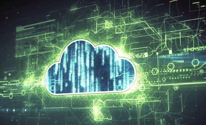 Representation Dun Cloud Numerique Mutualise