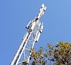 Une antenne-relais.