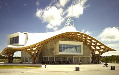 Vue Du Centre Pompidou Metz 1