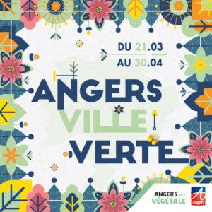 logo de Angers ville verte