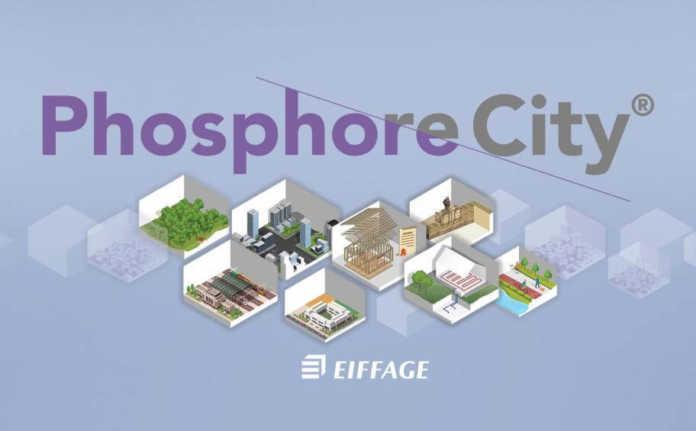 le logo de l'application PhosphoreCity
