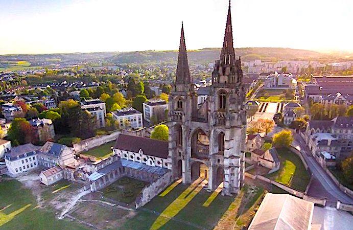 La ville de Soissons se modernise rapidement grâce aux outils numériques.