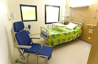 L'accès aux établissements de Soins de Suite et de Réadaptation reste inégal sur le territoire.